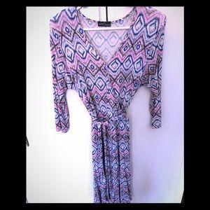 StitchFix Market & Spruce wrap style dress
